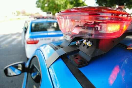POLÍCIA APREENDE DROGAS NA PONTE SECA EM APERIBÉ
