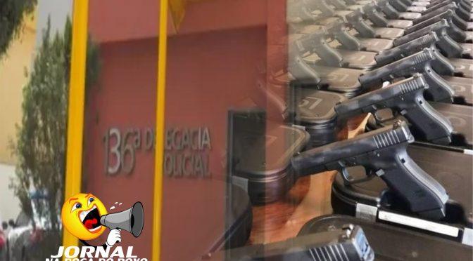 Polícia Civil de Pádua e região trocam seus armamentos – GLOCK – G23 .40
