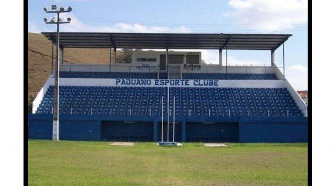 Paduano Esporte Clube vai a leilão na próxima terça-feira