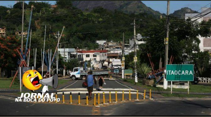 Itaocara confirma 11° óbito por COVID-19, município possui 196 casos confirmados