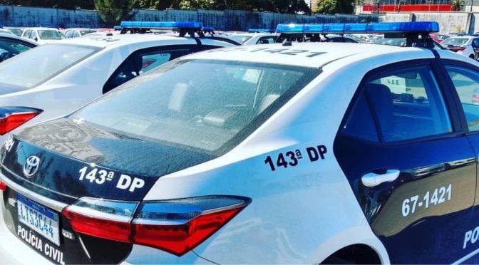 Polícia Militar e Civil realizam operação e prendem suspeito de homicídio em Itaperura
