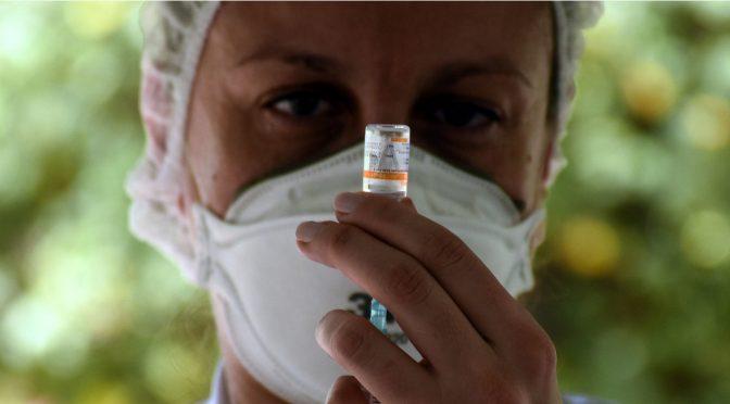 Saúde de Pádua convoca trabalhadores da educação para vacinação contra a Covid-19