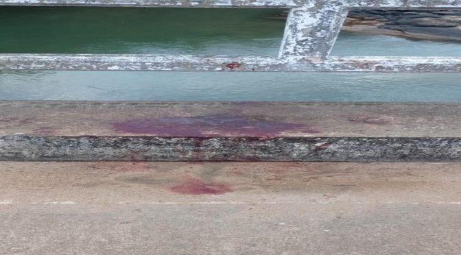 Homem é encontrado morto no Rio Pomba em Paraoquena no município de Pádua