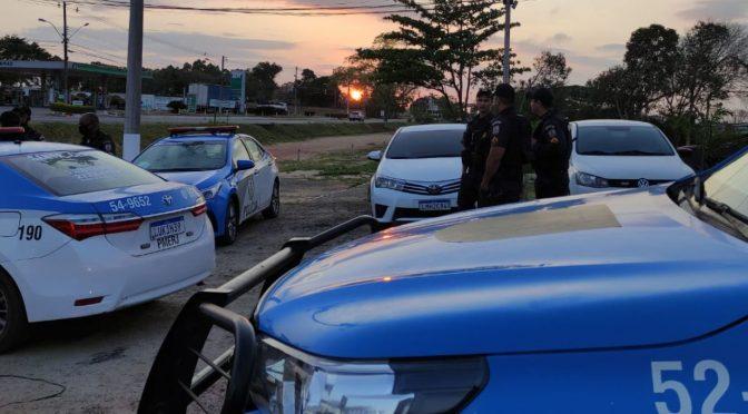 Vídeo: Operação policial prende quatro indivíduos um deles apontado como autor do homicídio contra mulher em São Francisco de Itabapoana
